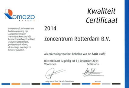 romazo-certificering-2